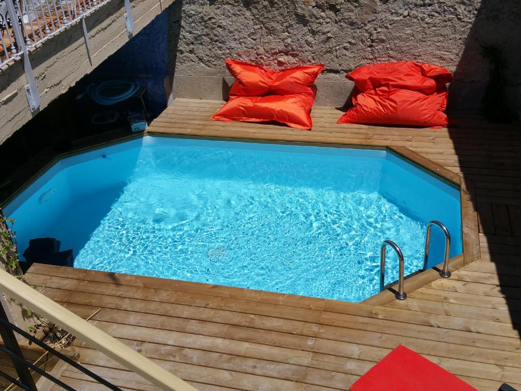 Maison Maroc Maison Maroc Holiday Home In Pouzolles In L Hérault 34 15 Km