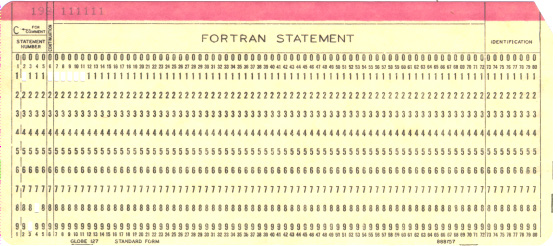 Punched Cards - punch cards