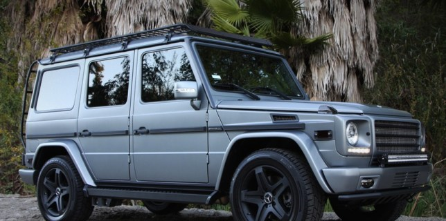 Mercedes G55 AMG by ICON