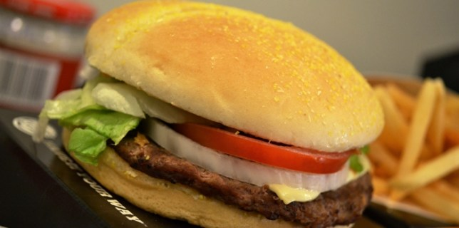 The New Steakhouse Burger From Burger King