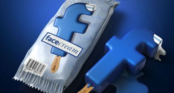 Facecream: Facebook Ice Cream