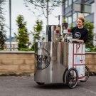 Velopresso: Espresso Vending Tricycle