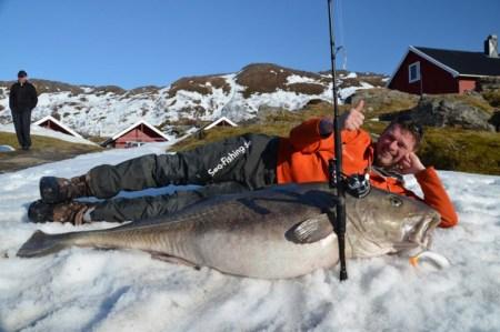 Amazing Human-size Fish