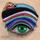 Amazing Eye Makeup Art by Tal Peleg