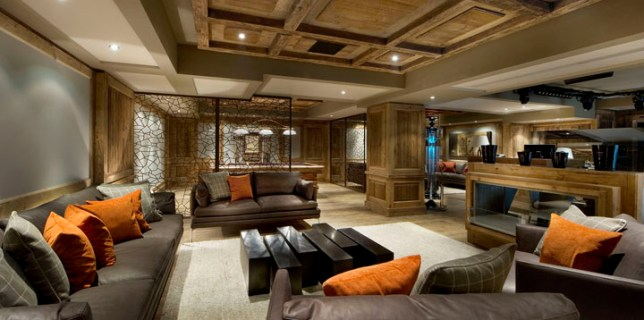 Chalet Edelweiss Courchevel