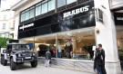 New Brabus Store In London