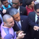 Barack Obama Look-Alike Fools People in New York City
