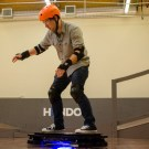 World's First Real-Life Hoverboard By Hendo