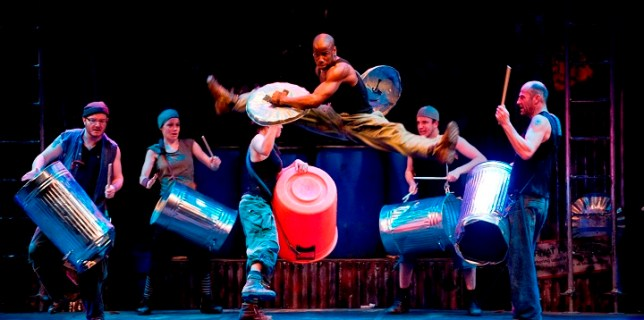 STOMP photos in Kuwait