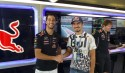 Kuwaiti Racing Driver Zaid Ashkanani Joins Red Bull Athletes