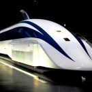 Japanese Levitating Maglev Train Reaches 500km/h
