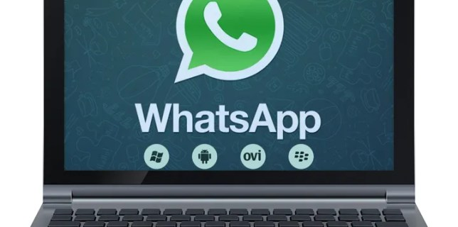 Whatsapp Web Laptop