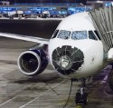 Airlines Flight Makes Emergency Landing After Hail Damages Aircraft