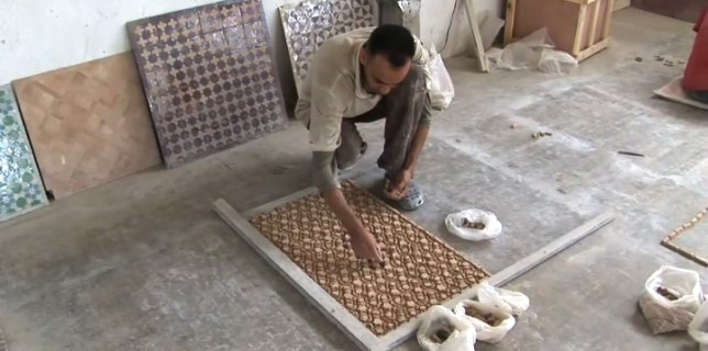 Moroccan Art of Mosaic