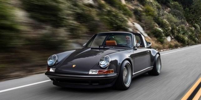 Porsche 911 Targa Reimagined by Singer