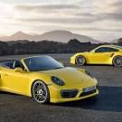 2017 Porsche 911 Turbo and Turbo S