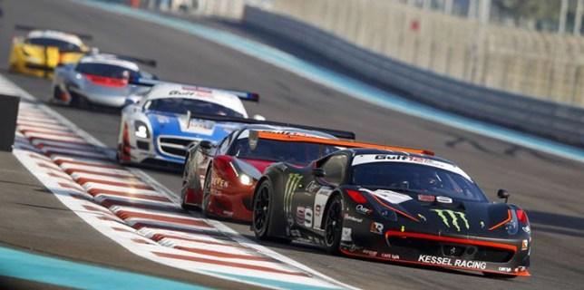 Yas Marina Circuit Motor Racing 2