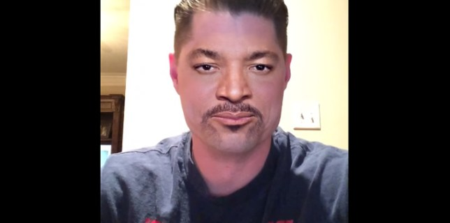 Lionel Richie Face Swap