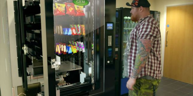 Coin Vending Machines