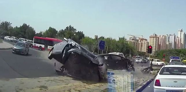 Kuwait Car Crash
