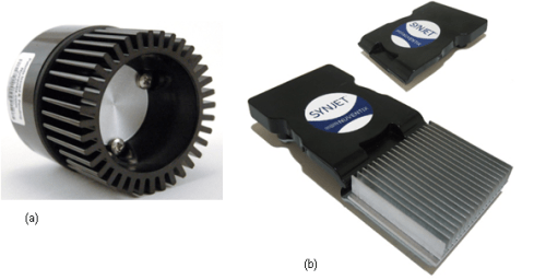 Heat Sink Designs with Integrated Synthetic Jets