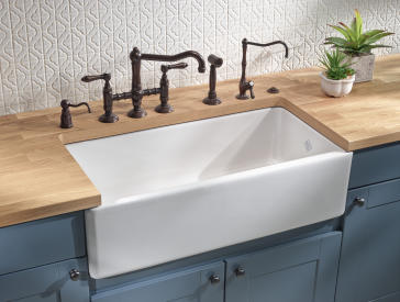 Rohl Rc3618 Shaws 36quot Quotoriginalquot Fireclay Kitchen Sink