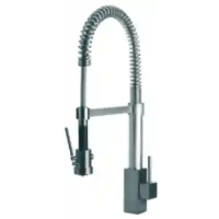 Latoscana 84CR557 Dax Kitchen Faucet With Spring Spout ...