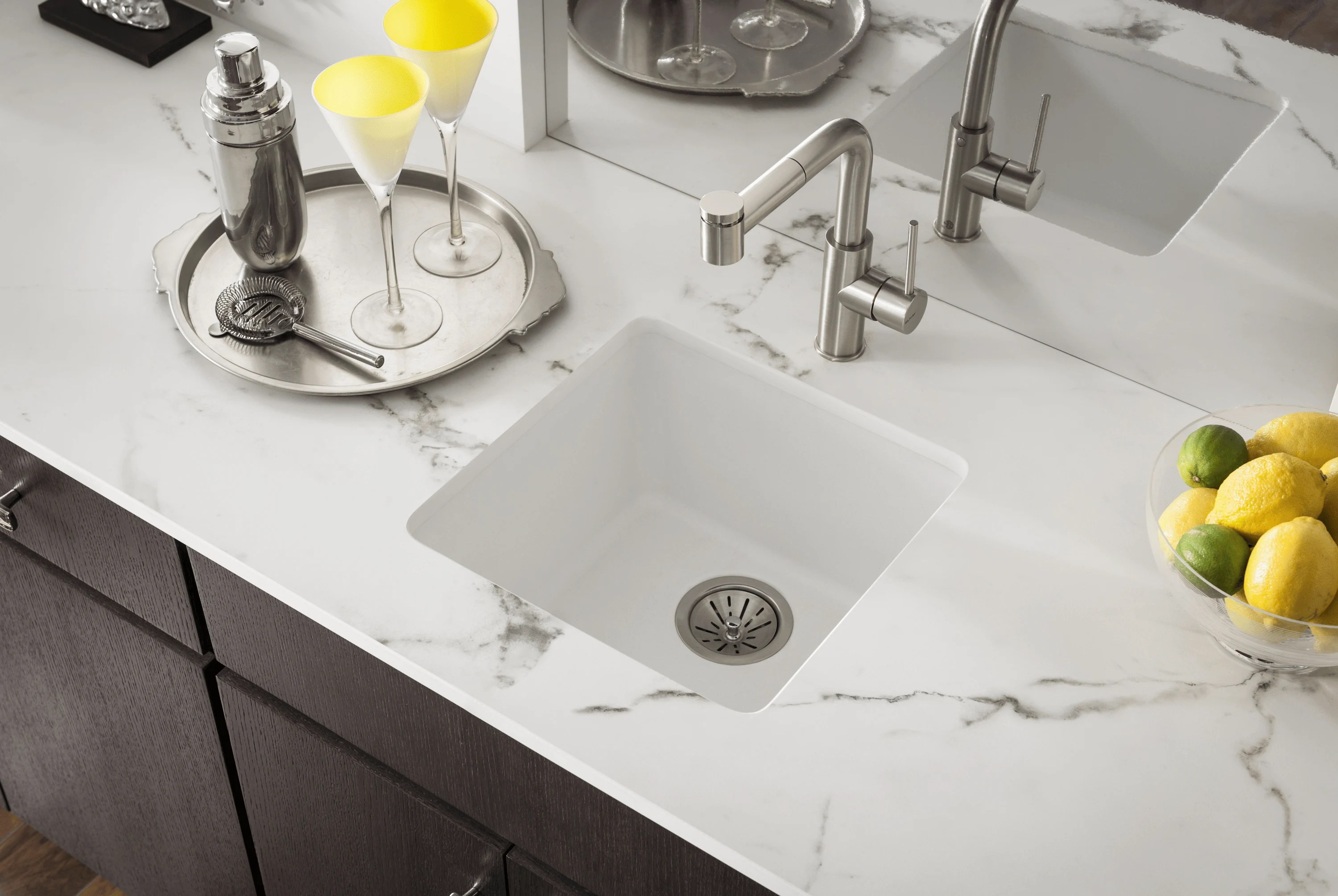 Man Made Quartz Countertops Cost Quartz Sinks Everything You Need To Know Qualitybath Discover