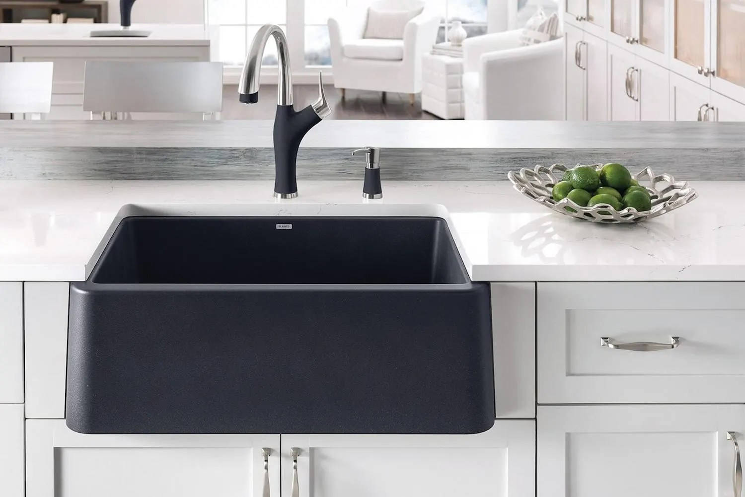 Stone Farmhouse Sink Lowest Price Granite Sinks Everything You Need To Know Qualitybath Discover