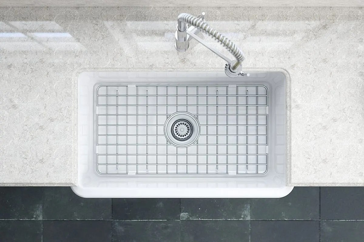 Defense Against The Dark Spots The Sink Protector Qualitybath Com Discover