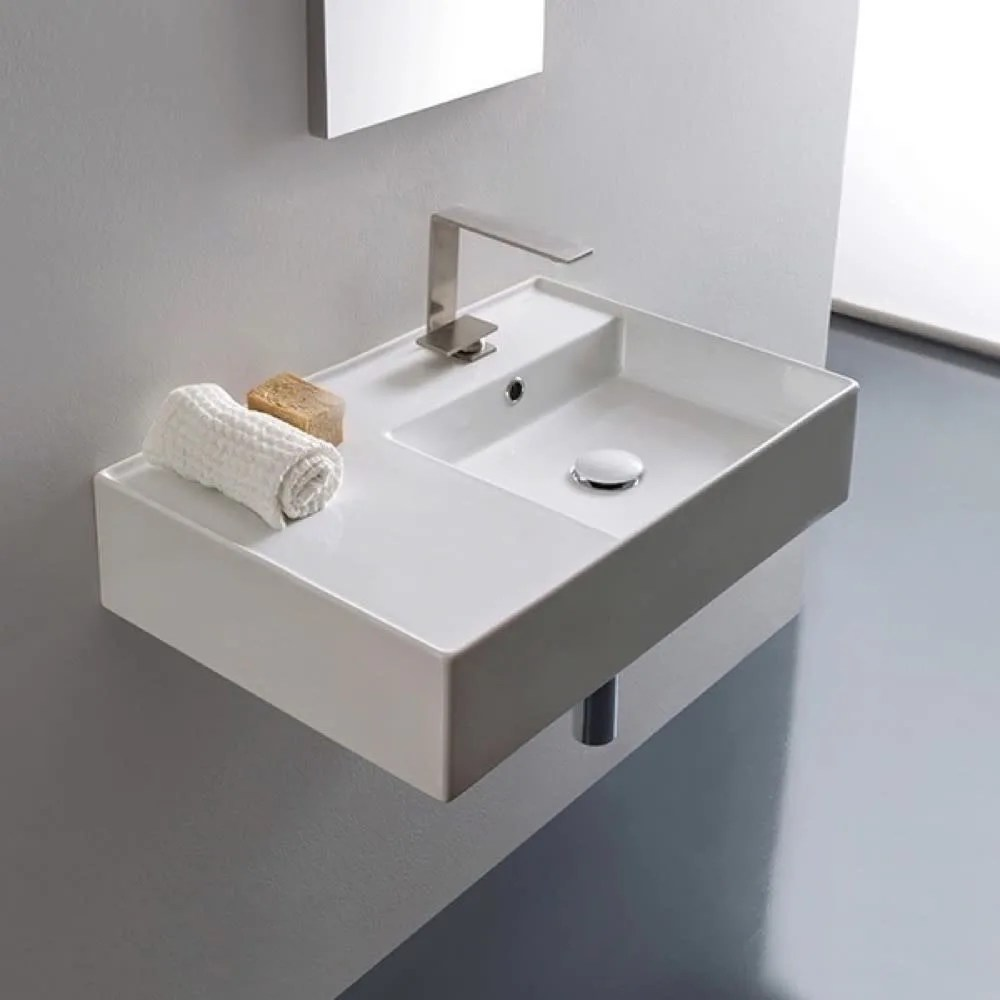 Scarabeo 5117 Teorema 2 Bathroom Sink Qualitybath Com