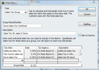 Setting Up Sales Tax in QuickBooks