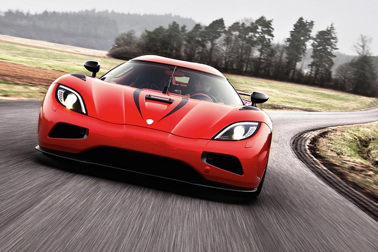 Fastest Car In The World Wallpaper Carros Mais R 225 Pidos Do Mundo Top 6 Qc Ve 237 Culos