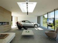 Garagem integrada: Conhea essa tendncia - QC Veculos