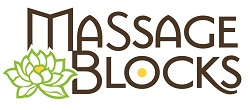 massage blocks logo