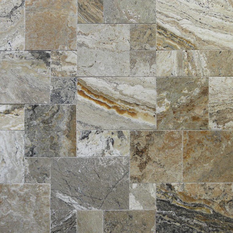Antico Travertine Tile Qdi Surfaces