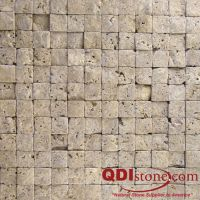 NOCE Travertine Mosaic Tile | QDI Surfaces