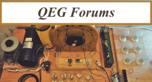 QEG-Forums QEG Project Changes News Report June 2015