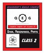 qeg-class-two-audio QEG OPEN SOURCED