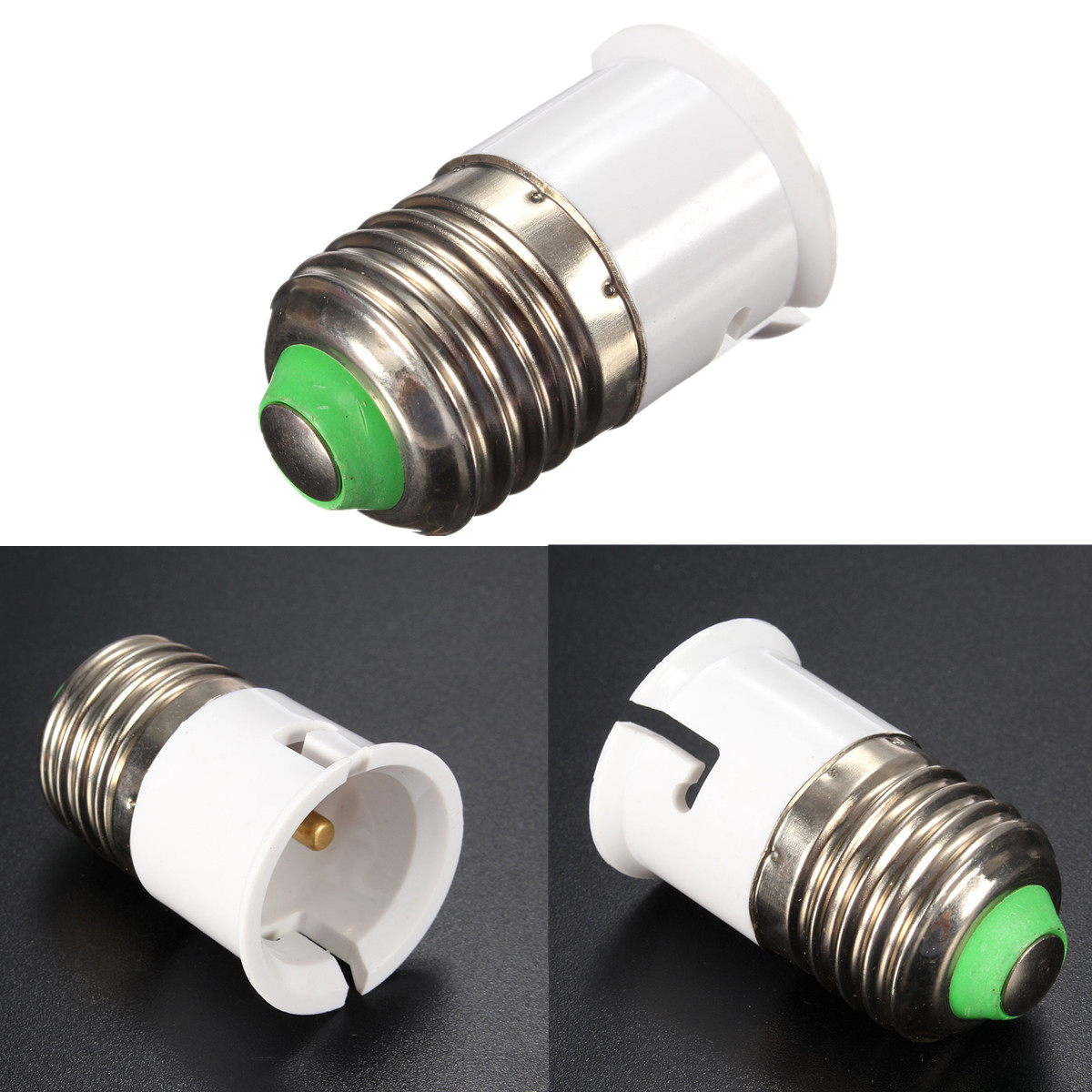 E27 E14 E27 B22 G10 E14 Base Screw Led Light Lamp Bulb Holder