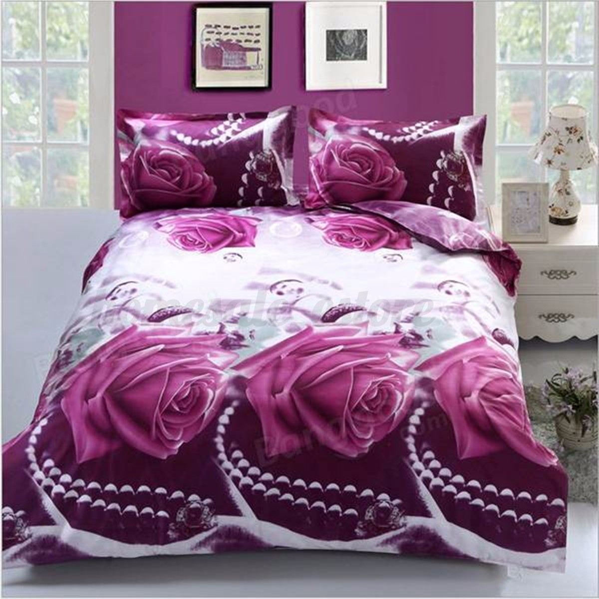 King Queen Bettwäsche New 3d Bedding Sets King Queen Size Duvet Cover Bed Sheet