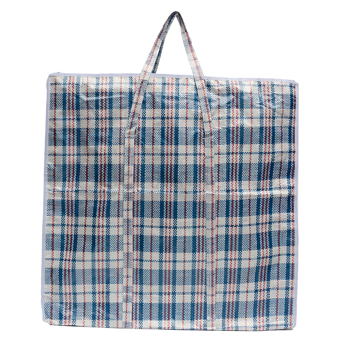 Carry Laundry Bag Reusable Large Zipped Laundry Bag Shopping Carry Storage
