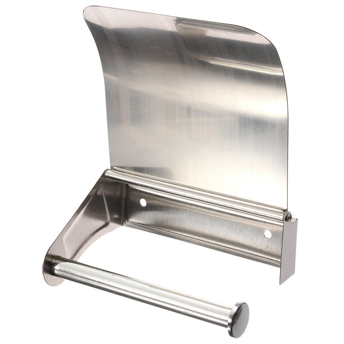 Stainless Steel Toilet Paper Stand Stainless Steel Toilet Paper Roll Holder Tissue Bathroom
