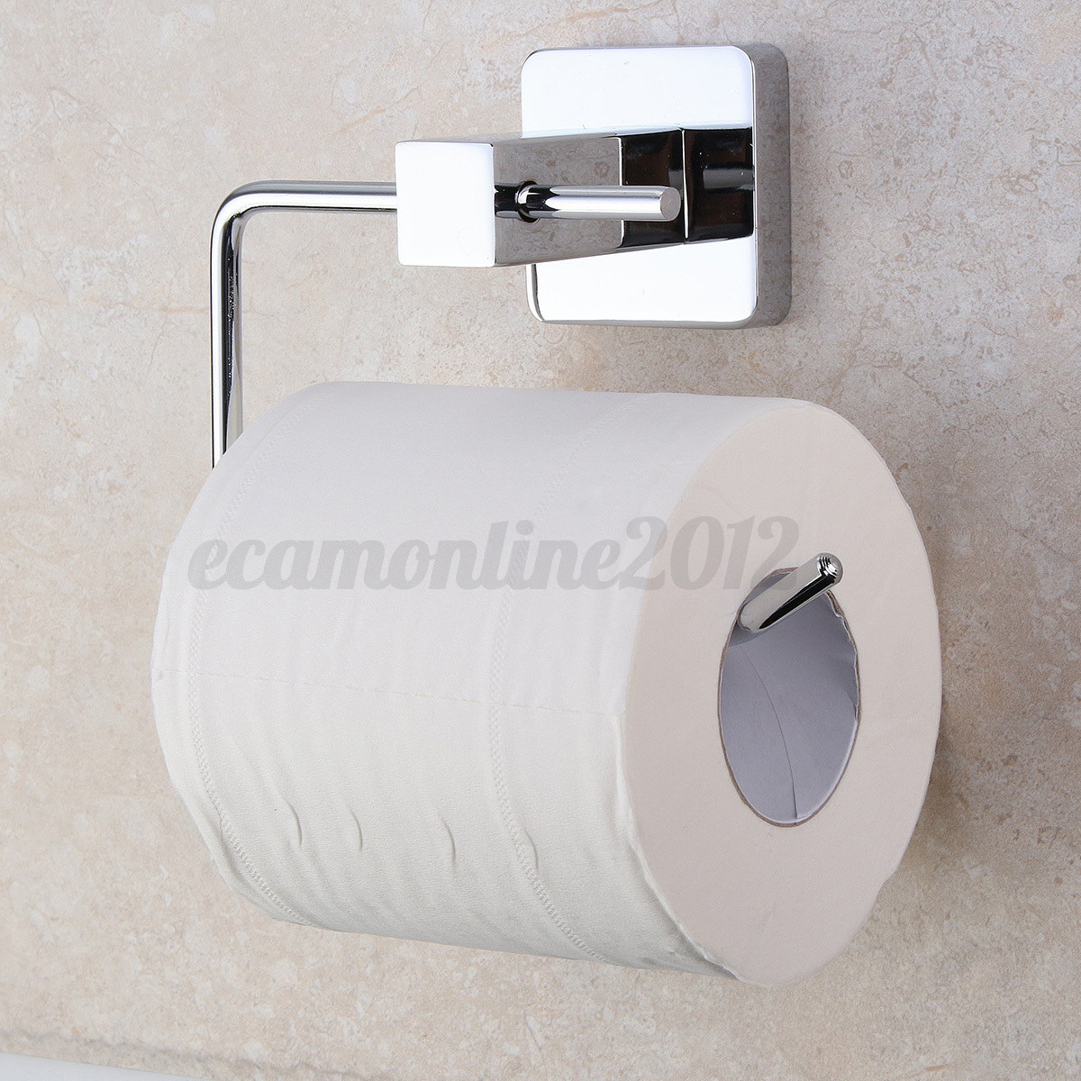 Stainless Steel Toilet Paper Stand Stainless Steel Chrome Bathroom Toilet Paper Roll Tissue