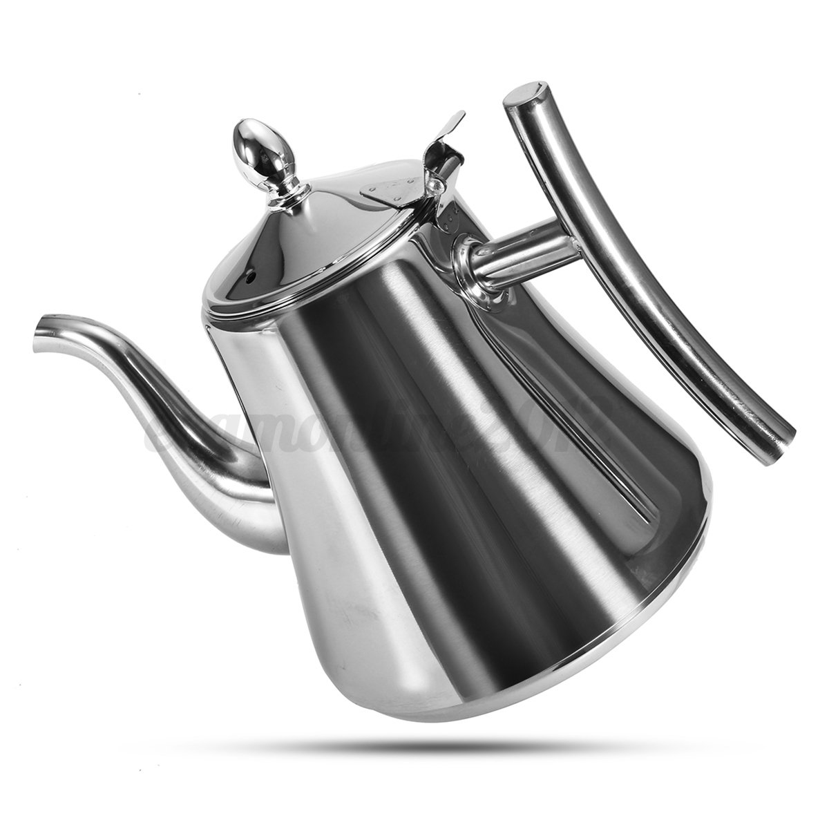 Tea Kettle With Strainer Stainless Steel Teapot Coffee Tea Pot Water Kettle With