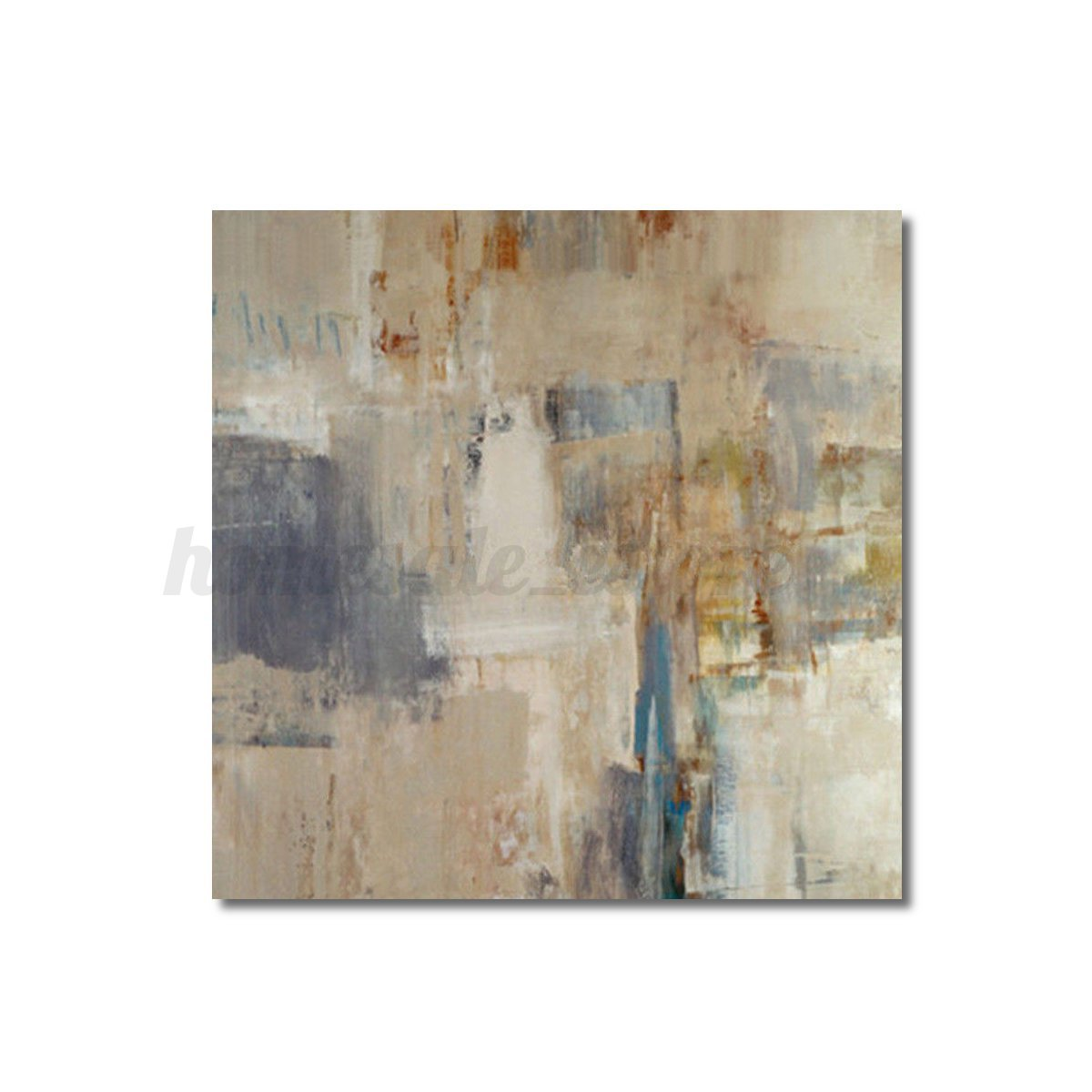 Home Decor Paintings Modern Abstract Oil Painting Canvas Wall Art Poster Print