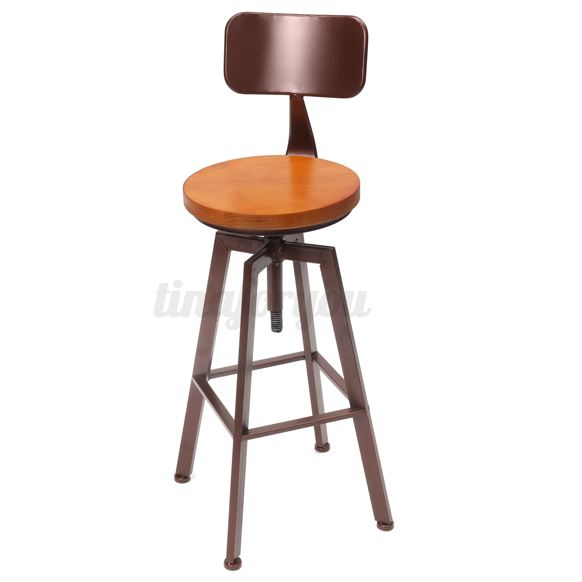 Industrial Counter Height Bar Stools Vintage Industrial Bar Stool Metal Adjustable Height