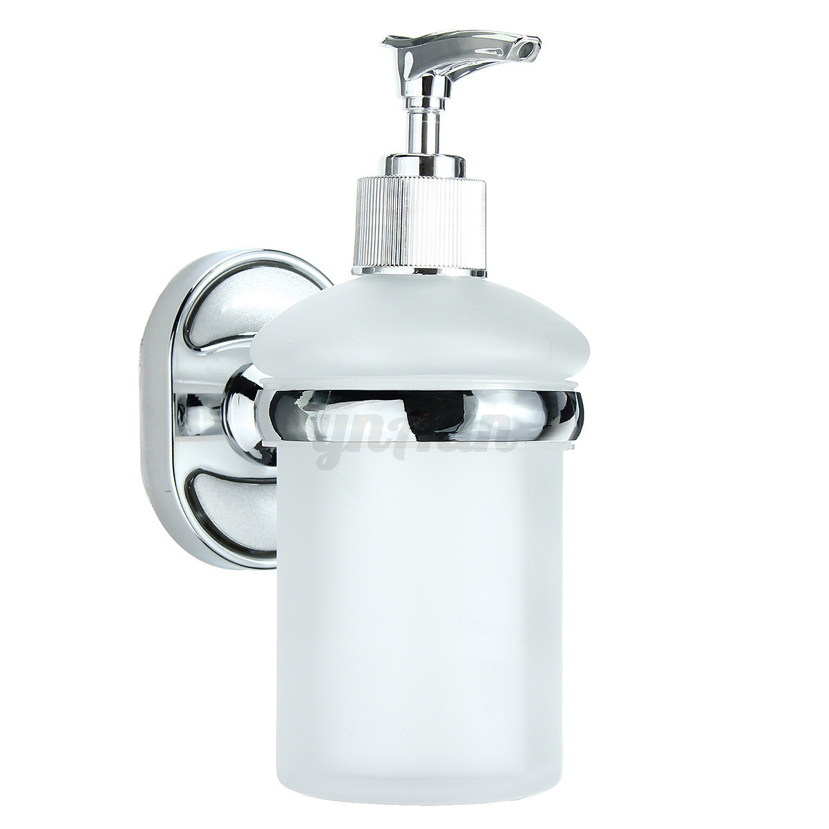 Soap Dispenser Holder Wall Mounted Stainless Chrome Wall Mounted Soap Dispenser Holder