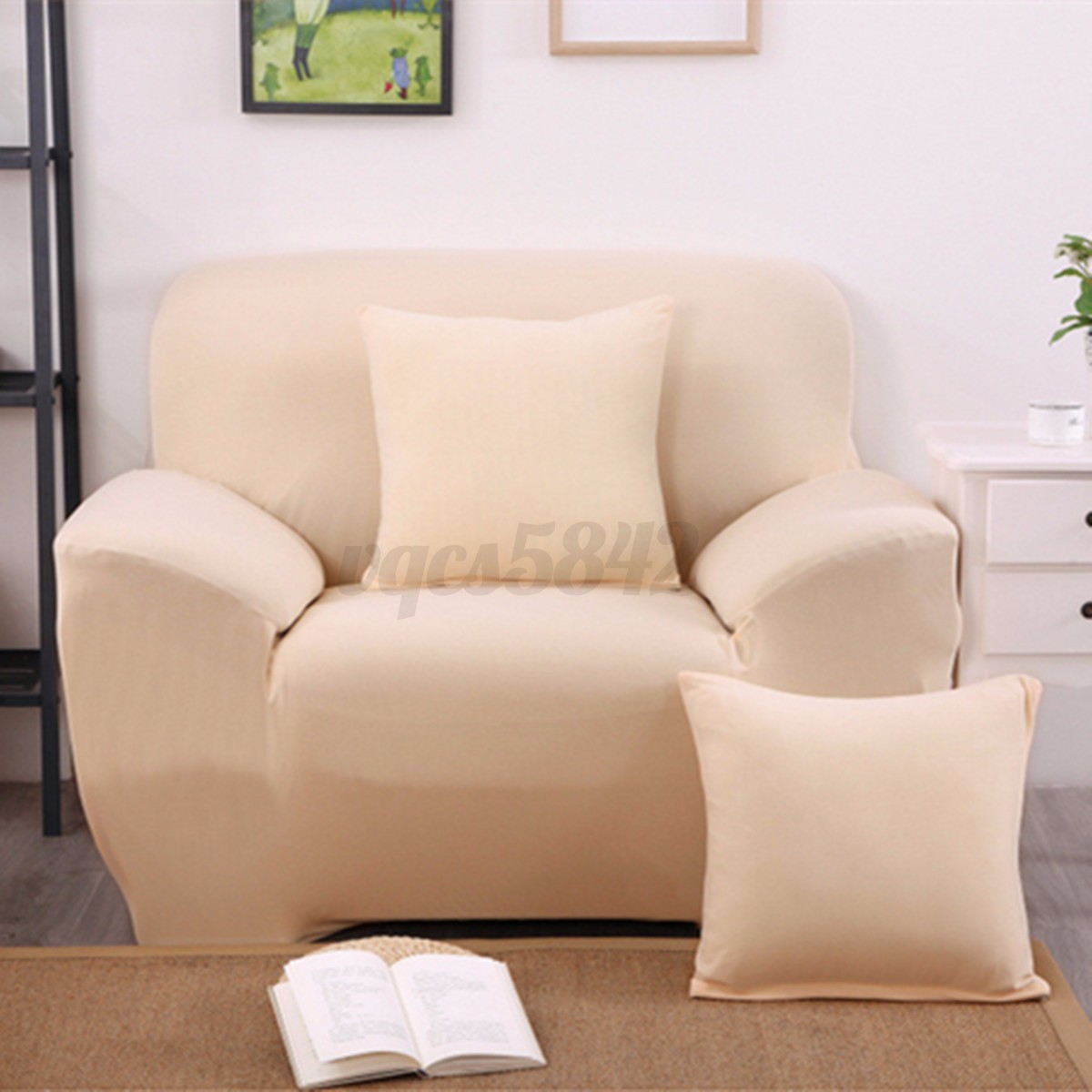 Sofa Set Covers For L Shape 1 2 3 Seat L Shape Sectional Sofa Couch Cover Stretch