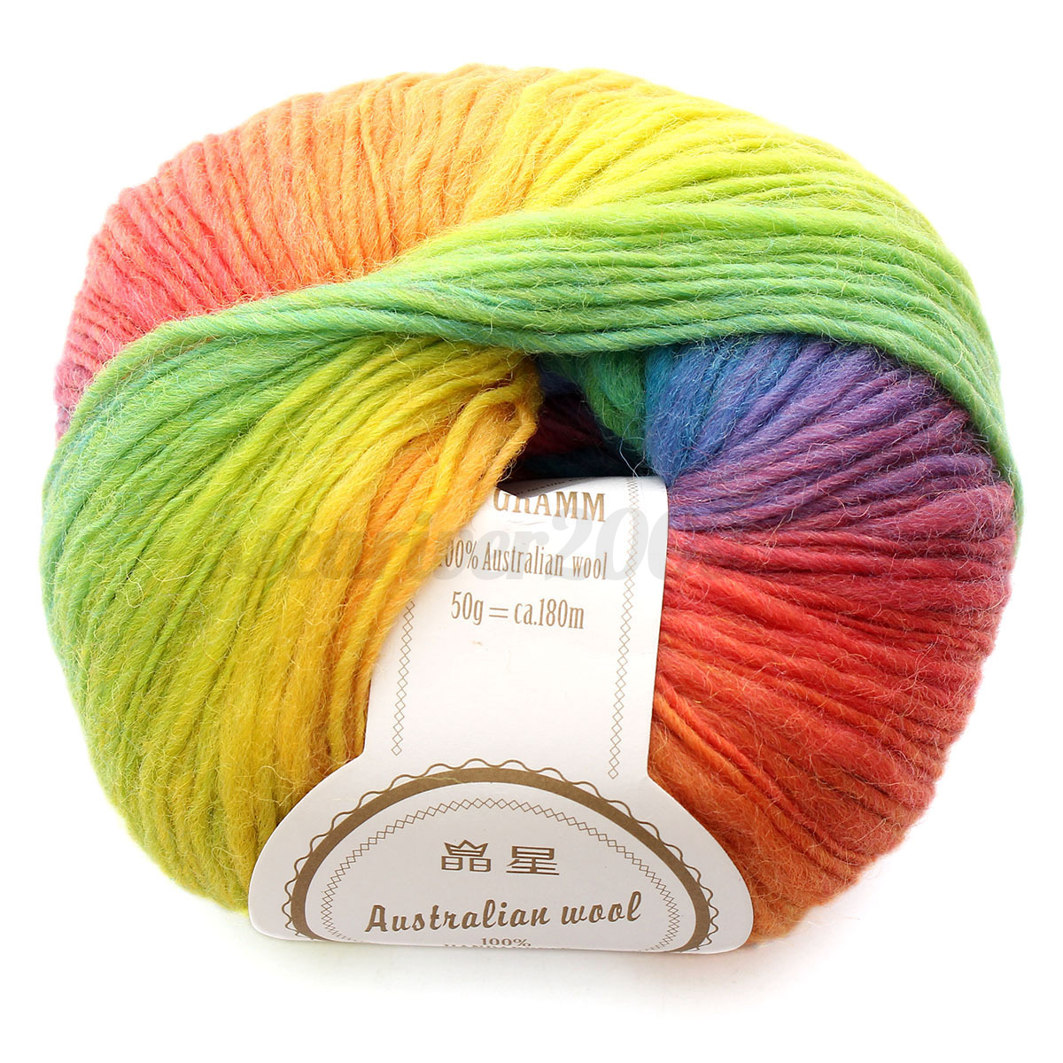 Rattan Yarn 50g Yarn Ball Soft Natural Smooth Bamboo Cotton Hand-woven